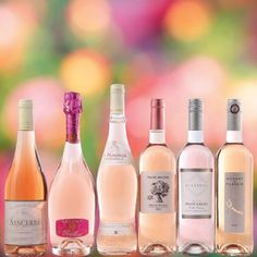 Buy The Rose Collection Case of 12 Mixed Wines - also available in cases of 6 bottles.