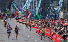 The biggest marathon in the world | Virgin London Marathon, Guinness World, Richard Branson, London Street, World Records, Comebacks, Times Square, Street View, The Incredibles