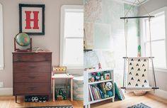 Inspiração: quarto de menino suuuper bacana e cheio de ideias originais! - Casa e Cozinha