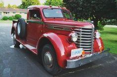 1949 Diamond T 201 pick up truck....