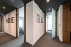 Hidden doors made of glass | Ukryte drzwi całoszklane