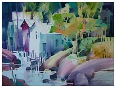 Art Of Watercolor: Sterling Edwards. Interview 16.05.2012
