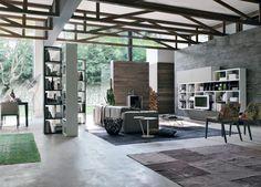 Atlante bookshelf