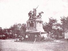 1900 Monumento Nacional SJ CR.