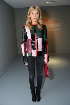 The Best Parties of London Fashion Week Spring 2016 - Clemence Poesy-Wmag