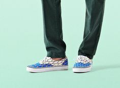 Cannot wait for Kenzo X Vans Era Sneakers this summer!!!