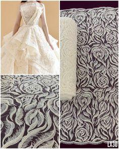 • Culoare: Ivory • Aplicatii: Perle Sidefate si Paiete • Latime: aproximativ 140 cm Lace Wedding, Wedding Dresses, One Shoulder Wedding Dress, Ivory, Bridal, Floral, Model, Fashion, Bead
