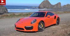 2017 Porsche 911 Turbo S Is The One Supercar To Do It All #Porsche #Porsche_911