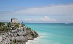 Tulum, Playa del Carmen, Mexico.  Loved it here    .