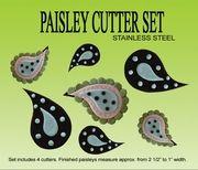 PAISLEY CUTTER SET