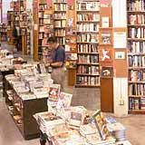 Get lost for hours at the Powell's book store in downtown Portland.