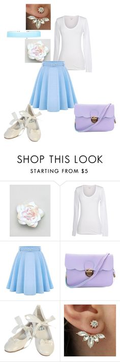 """""""Everyday #3"""" by butterfly-kisser ❤ liked on Polyvore featuring ASOS, Velvet by Graham & Spencer, WithChic, Pink, lolita and ddlg"""