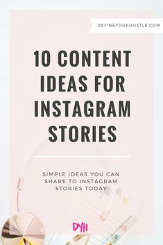 You know Instagram Stories is great for your business, but you have no idea what to share! I've got you covered with 10 content ideas for Instagram Stories. Social Media Content, Social Media Tips, Instagram Hastags, Make Money On Amazon, Business Stories, Business Ideas, Instagram Marketing Tips, Instagram Bio, Instagram Story Ideas