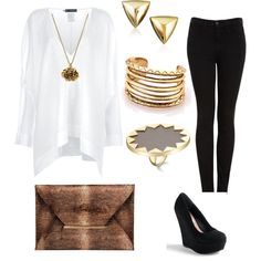 girls night out 2, created by breeklipfel on Polyvore