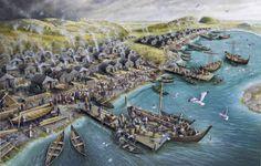 Vikingtiden (ca. 800–1066) innleder historisk tid i Norden. Perioden er kjennetegnet av at sjøkrigere fra området drog på tokt til fjerne strøk. De både røvet og plyndret, men de drev også fredelig handel, bygde byer, koloniserte store områder og grunnla nye riker. Ferdene ble ledet av høvdinger med overlegne skip, effektive våpen og en krigersk religion. Lensoppløsningen var med på å gi vikingene et overtak.