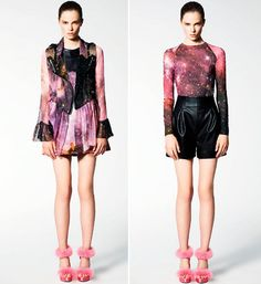 ▲▲Lacing Up▲▲: Christopher Kane's Galaxy