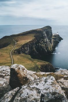 lsleofskye:  Neist Point