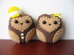 Mr.owl and Mrs.owl!