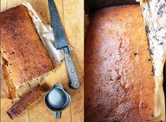 Easy Vanilla & Cinnamon Cake...
