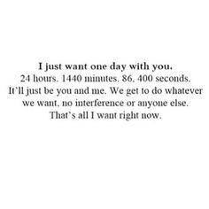 I. Want. You. Beautiful.
