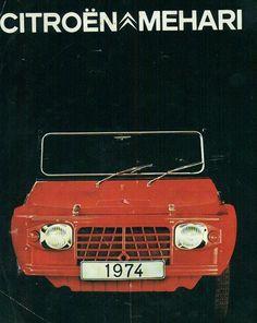 Citroën Mehari Psa Peugeot Citroen, 2cv6, Beach Cars, 70s Cars, Pickup Trucks, Vintage Advertisements, Mini Trucks, Car Advertising, Cars And Motorcycles