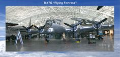 Flying Fortress located at the Strategic Air Museum in Ashland, NE