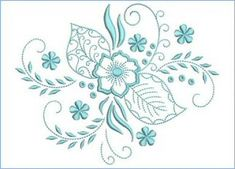 Handcrafting a satin stitch flower embroidery may well be a lost art in the near future. However, this is a skill that anyone can practice and learn and make beautiful embroidery handpieces for all occasions. Floral Embroidery Patterns, Hand Embroidery Tutorial, Rose Embroidery, Custom Embroidery, Machine Embroidery Designs, Paper Embroidery, Embroidery Stitches, Satin Stitch, Stitch Design