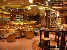 enchantment of the seas, schooner bar - where magic took place night after night on our first cruise. Aruba Cruise, Enchantment Of The Seas, Southern Caribbean Cruise, Freedom Of The Seas, Harbor Town, Bahama Mama, Bridgetown, Island Tour, Shore Excursions