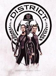 Hunger Games / Catching Fire / Peeta / Katniss