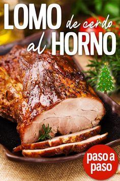 Top Recipes, Cooking Recipes, Healthy Recipes, Fire Food, How To Cook Pork, Baked Pork, Pork Tenderloin Recipes, Xmas Food, Chicken Recipes