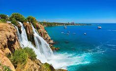 #Bozburun waterfalls in #Turkey. Nature calling wink emoticon #YachtcharterTurkei #YachtcharterGocek