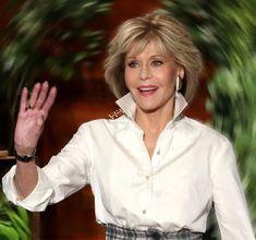 More Pics Of Jane Fonda Bob In 2019 Hairstyles Short