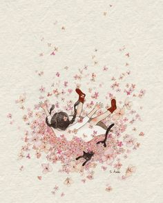 """그 시절의 나는.... 하루에도 몇 번씩 참으로 행복한 기분이 들곤 했습니다. 발갛게 물든 노을을 바라보거나 손끝으로 풀들을 스치며 신선한 향을 맡는 일같이 나를 행복하는 것은 언제나 아주 사소하거나 지극히 일상적인 일이었지만 그 때마다 드는 행복감이란....마치.... 꽃으로 가득 메워진 연못 위에 몸을 날리는 듯한 느낌이었지요. """"행복해~!!난 행복해~!!"""" 빙글빙글 돌며 하늘을 향해 목청껏 소리지르던 모습이 생각이 납니다..  어떻게...그렇게 작은 일에도 기뻐할수 있었는지.... 어떻게...순간순간마다 행복하게 하는 일들을 발견하고  누릴 수 있었는지...  어른이 된다는 건.... 조금씩 모든 것에 무디어져  기쁨도 슬픔도 희미해져가는 일인지도 모르겠습니다..."""
