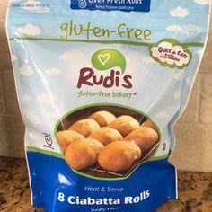 Gluten Free in Orlando: Rudi's Gluten Free Ciabatta Rolls