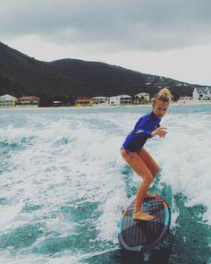 Love to wake surf
