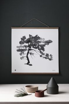 The modern black and white Pine tree wall art brings style and harmony to your home. Printed on high-quality, eco-friendly paper. Timeless design for home. Scandinavian Wall Decor, Scandinavian Design, Pine Tree Art, Wood Poster Frames, Eco Friendly Paper, Tree Wall Art, Sustainable Design, Light And Shadow, Wall Art Prints