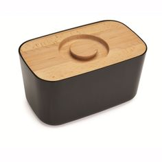Buy Joseph Joseph Melamine Bread Bin - Black We've got top products at great prices including fashion, homeware and lifestyle products. Bread Bin, Bread Board, Joseph Joseph, Black, Objects, Kitchen, Design, Products, Cooking