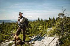 Jäger im Fichtelgebirge #BaySF #Staatsforsten #Wald #Wild #Jagd #Jagen #Jäger #Tier #Tiere #Pirsch