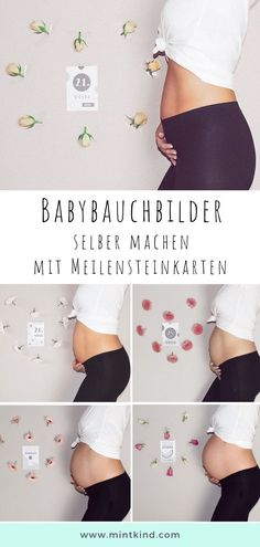 Meilensteinkarten Schwangerschaft grau Memories personally with the mintkind pregnancy milestone cards Creative baby belly photos for the memory of every … Pregnancy Books, Pregnancy Outfits, Pregnancy Tips, Pregnancy Photos, Pregnancy Belly, Belly Photos, Baby Bump Photos, Babyshower, Regalo Baby Shower