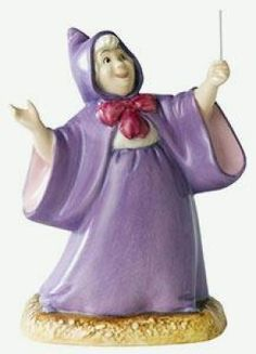 Fairy Godmother figure (Royal Doulton)