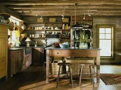 Other cabin kitchen possibility