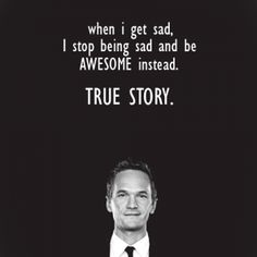 How I Met Your Mother...Awesome