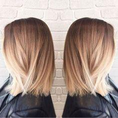 Stylish blonde lobs haircut ideas 16