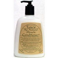 Tate's The Natural Miracle - Tate's Natural Miracle Conditioner - 18 fl oz by Tate's The Natural Miracle. $23.91. Tate's The Natural Miracle Conditioner is a great hair conditioner, hand and body lotion, make-up remover, shaving cream, bee sting, cuticle cream. Over 100 other uses. Handy pump bottle with over 100 uses, and made of all natural ingredients. Take it on vacation too! Tate's the Natural Miracle Conditioner has no dyes, no gluten, no colors, no iodine, n...