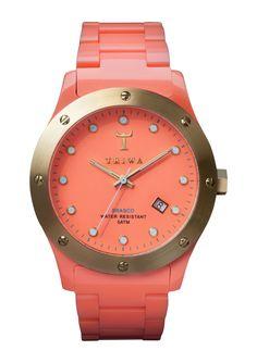 TRIWA  Unisex Sunrize Brasco Watch  $69.99