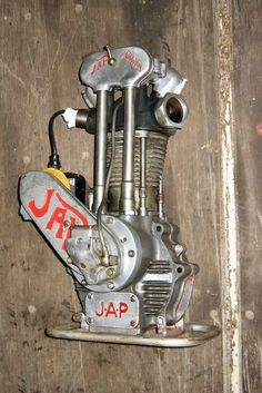 JAP engine.