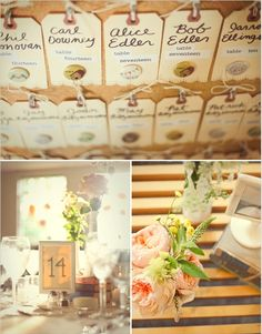 anthroplogy wedding decorations - love this st louis diy wedding - check out the escort cards! Wedding Bells, Diy Wedding, Wedding Reception, Wedding Photos, Dream Wedding, Wedding Day, Wedding Table, Wedding Wishes, Wedding Stuff