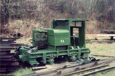 Amberley Museum Railway - Motor Rail 10161/1950 2ft 11in gauge