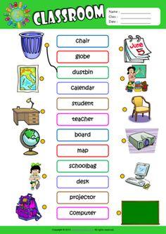 Worksheets Exercise Worksheets For Kids transportation esl matching exercise worksheet for kids mau hinh classroom kids