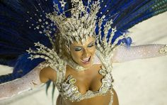47 Gorgeous, Insanely Colorful Costumes AtCarnival